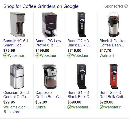 Google Paid Product Listings Drive eCommerce Conversion