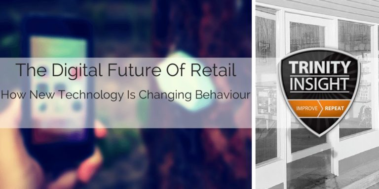 Smart Devices At Retail Locations