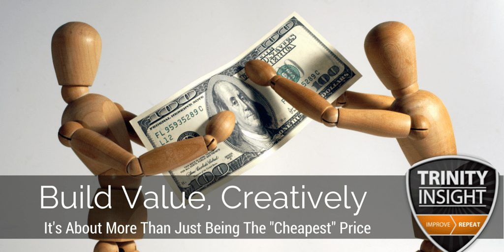 Building Value In Your Merchandise To Upsell Intelligently