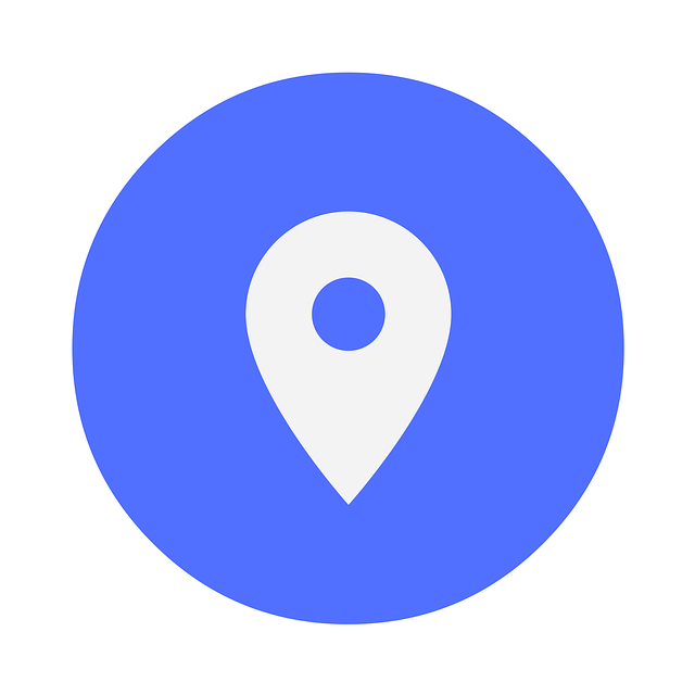 Google maps location