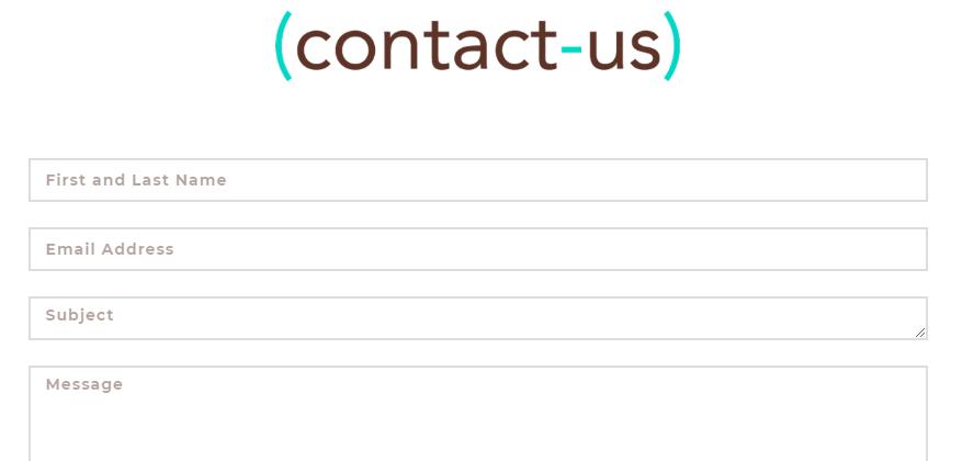 contact form short
